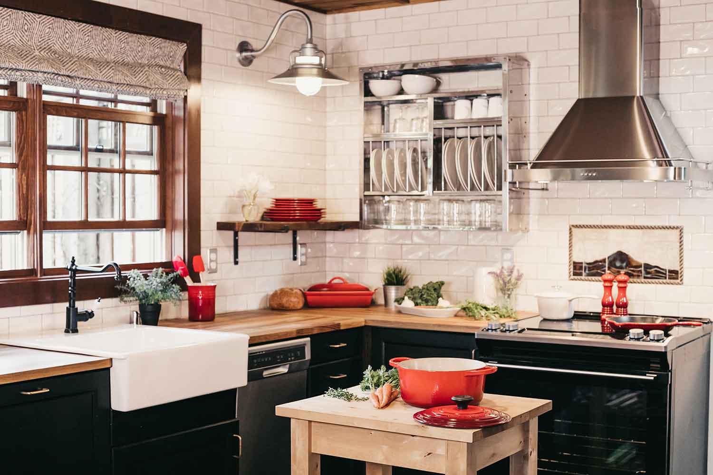 بازسازی آشپزخانه با روش های راحت و سریع!