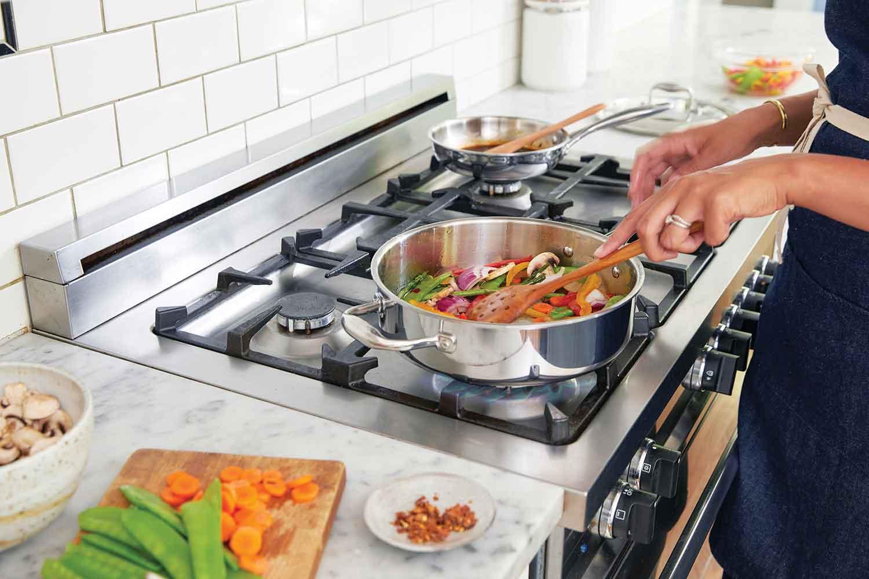 چرا نباید غذا با حرارت بالا پخته شود؟