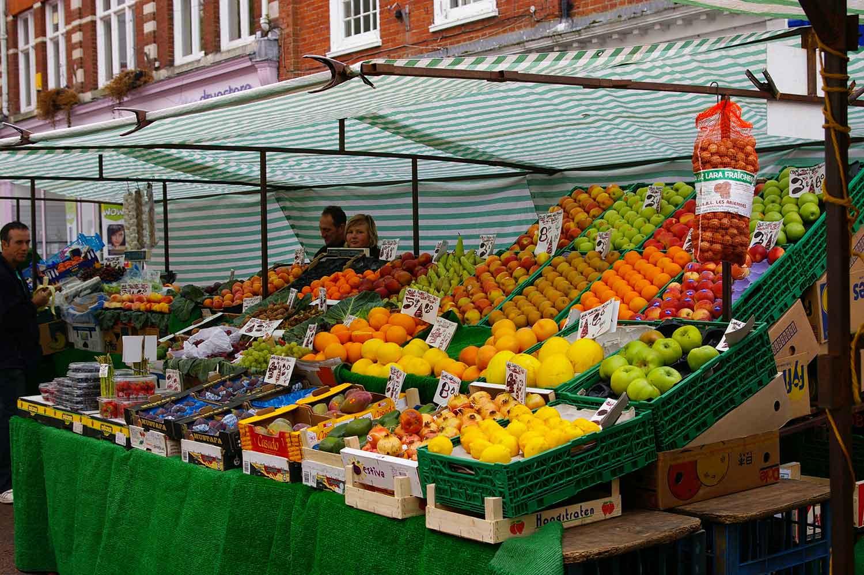 فواید پوست میوه ها و سبزیجات!